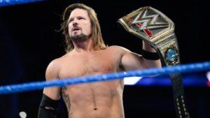 AJ Styles sur le départ ?