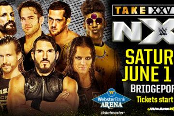 Affiche du PPV NXT Takeover XXV