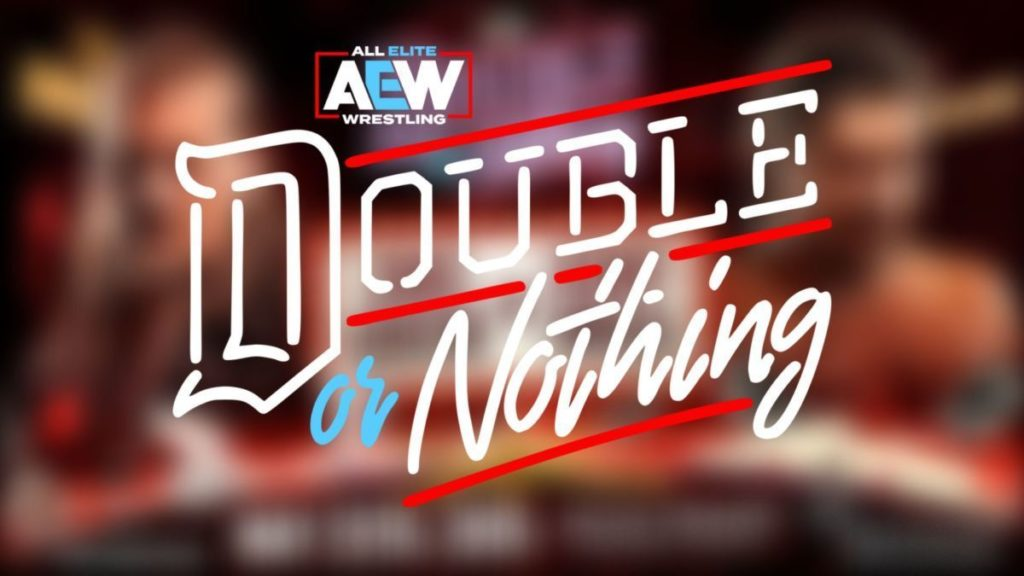 Poster PPV Double Or Nothing