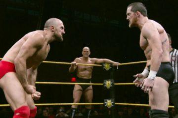 Oney Lorcan et Kyle O'Reilly NXT du 12 Juin