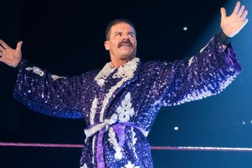 Robert Roode entrée sur le ring
