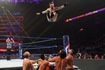 Main event de 205 Live du 6 août avec un match pour devenir aspirant n°1
