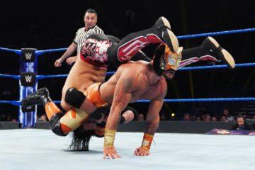 Lince Dorado obtient sa première chance au titre de champion cruiserweight