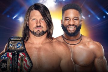 Cedric Alexander affrontera AJ Styles
