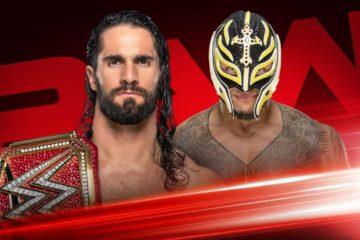 Rey Mysterio affrontera Seth Rollins
