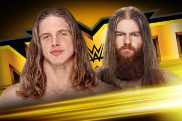 Matt Riddle affrontera Killian Dain