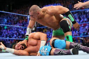 Zack Ryder affronte Mojo Rawley