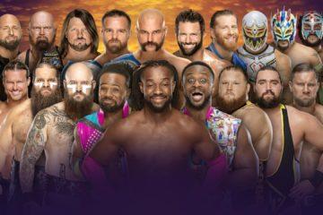 WWE Tag Team Turmoil 2019