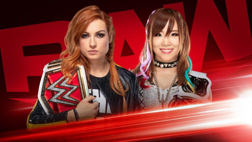 20191025 RAW BeckyKairi Card fdacede2b1a5c672135630986467e469 1024x576 - À quoi s'attendre pour le Raw de ce soir ? #7